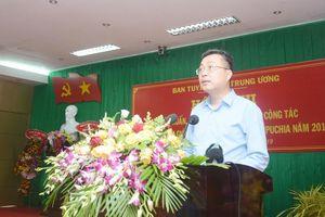 Đẩy mạnh tuyên truyền, quản lý biên giới đất liền Việt Nam-Campuchia