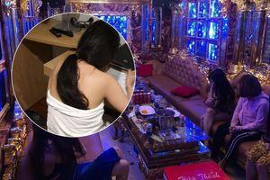 Nữ tiếp viên nhà hàng bán dâm cho khách giá 3 triệu đồng/lượt ở trung tâm Sài Gòn