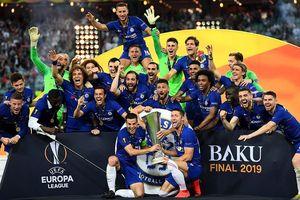 Hủy diệt Arsenal, Chelsea vô địch Europa League đầy thuyết phục