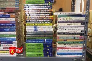 Nhiều loại sách, giáo trình trong nước và nước ngoài bị in lậu