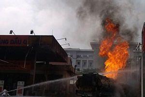 Giải pháp cho nguy cơ cháy, nổ tại các cơ sở kinh doanh xăng dầu, khí đốt