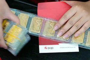 Biến động giá vàng miếng và ngoại tệ tại Việt Nam