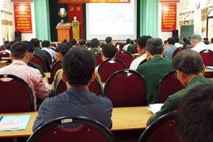 Lâm Đồng: Bồi dưỡng nghiệp vụ công tác cho 200 cán bộ Hội Cựu chiến binh cơ sở