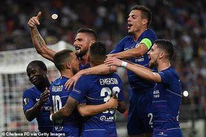 Hazard rực sáng, Chelsea vùi dập Arsenal vô địch Europa League