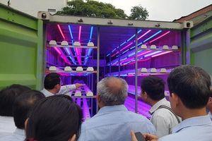 Nhiều mô hình thông minh tại Công viên phần mềm Quang Trung