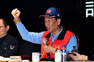 Ông chủ Foxconn muốn làm lãnh đạo Đài Loan