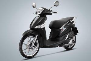 Piaggio Liberty 'giá rẻ' ra mắt, dưới 50 triệu, không ABS