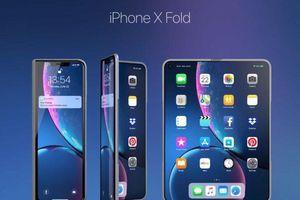 iPhone màn hình gập sẽ có thiết kế khác xa Galaxy Fold?