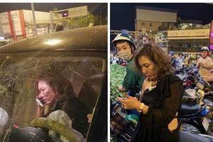 TP Hồ Chí Minh: Bắt giam người phụ nữ say rượu lái xe gây chết người