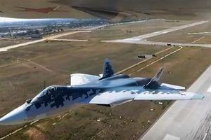 Bí ẩn loại động cơ khi Nga trang bị Su-57