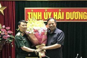 Bổ nhiệm Phó Tư lệnh Quân khu 3