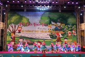Khai mạc Ngày hội thế giới tuổi thơ lần thứ 22