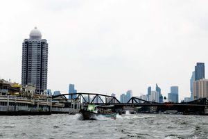Dạo chơi trên sông Chao Phraya