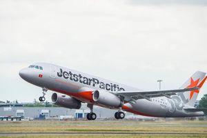 Jetstar Pacific tiếp nhận 3 máy bay khai thác khách mùa cao điểm