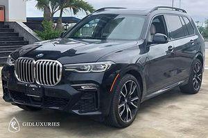 BMW X7 đầu tiên cập bến Việt Nam, giá hơn 7 tỷ đồng
