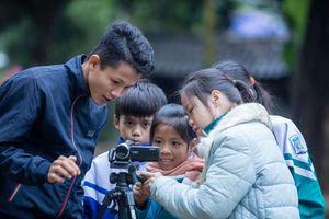 Trẻ em làm phim: Gửi thông điệp bằng nghệ thuật