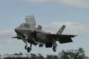 Máy bay chiến đấu F-35 của Mỹ vượt qua các tổ hợp tác chiến điện tử thành công