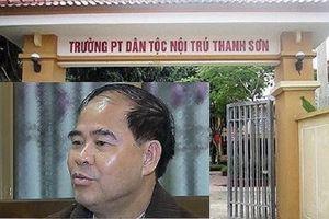 Đề nghị truy tố thầy hiệu trường dâm ô hàng loạt nam sinh ở Phú Thọ