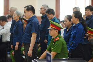 Phúc thẩm đại án DongA Bank: Vũ 'nhôm' biết rõ Trần Phương Bình thu khống