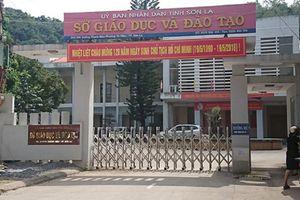 'Cò chạy điểm' ở Sơn La