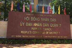 Phường Bình Thuận, Quận 7, TP. HCM: Kỳ 1: San lấp hộ, chiếm luôn đất?