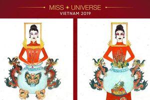 Thiết kế trang phục Việt - mong manh giữa sáng tạo và lố lăng