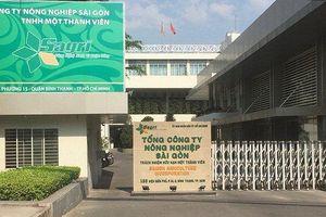 Đề xuất hạ bậc lương Tổng Giám đốc SAGRI Lê Tấn Hùng