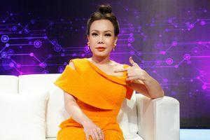 Việt Hương làm MC kiêm cố vấn tại gameshow hẹn hò 'Tần số tình yêu'
