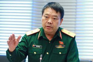 Tướng Sùng Thìn Cò: 'Nhiều sông, suối ở biên giới đang bị ô nhiễm'