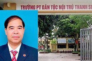 Kết luận điều tra vụ cựu Hiệu trưởng Đinh Bằng My dâm ô nhiều học sinh nam