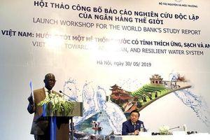 Ngân hàng Thế giới: Chất lượng nước tại Việt Nam suy giảm, ô nhiễm gia tăng