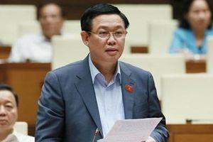 Phó Thủ tướng Vương Đình Huệ: Kiên trì kiểm soát CPI 3,3-3,9%.