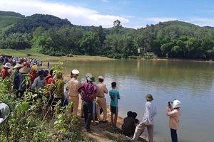 5 học sinh đuối nước thương tâm khi đi chơi tại đập nước