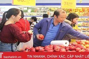 Hà Tĩnh: Tổng mức bán lẻ hàng hóa và dịch vụ 5 tháng tăng 11,05%