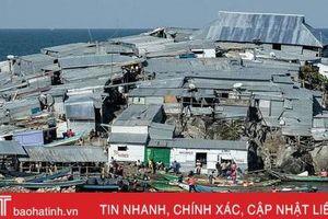 Kỳ lạ hòn đảo 'tí hon' nhưng có đến cả nghìn cư dân sinh sống
