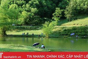 Du lịch sinh thái cộng đồng ở xã vùng biên Hà Tĩnh