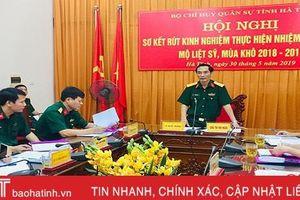 Phối hợp chặt chẽ với các tỉnh nước bạn Lào thực hiện tốt nhiệm vụ quy tập hài cốt liệt sỹ