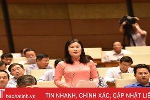 ĐBQH Hà Tĩnh góp ý về quản lý thuế thu nhập cá nhân và chính sách cho doanh nghiệp