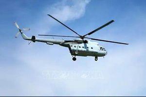 Rơi trực thăng quân sự tại Ukraine, 4 thành viên phi hành đoàn thiệt mạng