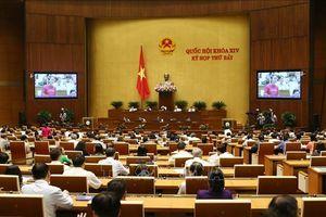 Quốc hội thảo luận nhiều vấn đề liên quan đến quốc kế dân sinh