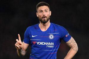 Đội hình tiêu biểu Europa League 2018-2019: Hazard vắng mặt