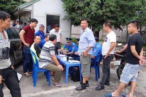 Hà Nội còn gần 8.000 doanh nghiệp vận tải chưa kiểm tra sức khỏe lái xe