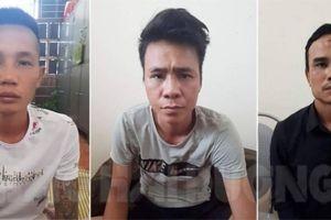 Hải Dương: Băng nhóm gây ra hàng chục vụ cướp giật sa lưới