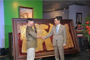4 họa sĩ đương đại hàng đầu Việt Nam hội tụ trong triển lãm 'Niệm'