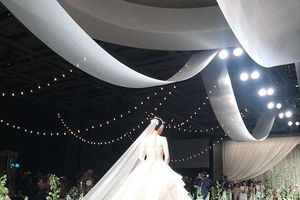 25 ngôi sao hàng đầu Hàn Quốc dự đám cưới Choo Ja Hyun và Vu Hiểu Quang