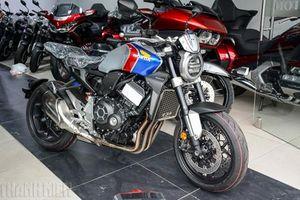 'Xế nổ hàng hiếm' Honda CB1000R Plus 2019 bản giới hạn về Việt Nam