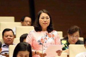ĐBQH Nguyễn Thị Yến: Cần có những giải pháp hữu hiệu để kiềm chế chỉ số lạm phát dưới 4%