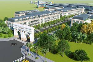 Liên danh Hải Long Land - Sông Đà 7 có thể sẽ làm chủ 38ha dự án Khu đô thị Việt Hàn