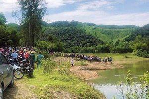Nghệ An: 5 học sinh lớp 8 chết đuối khi đi dã ngoại