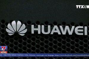 Huawei kiện lệnh cấm của chính phủ Mỹ